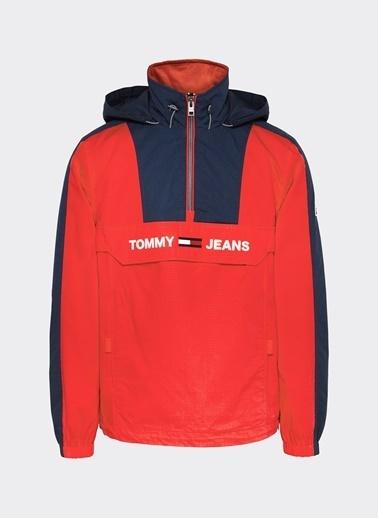 Tommy Hilfiger Denim Mont Kırmızı